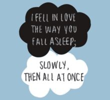 I Fell in Love the Way You Fall Asleep by TheRouge