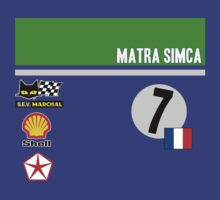Le Mans Retro - 1973 Matra Simca  by jonniexile