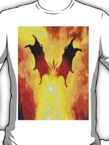 Into The Flames T-Shirt