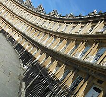 The Crescent, Bath by Tizz07