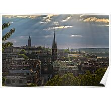 Gothenburg Cathedral Poster