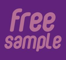 Free Sample by PrinceRobbie