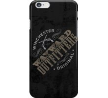 Wayward Outfitters iPhone Case/Skin