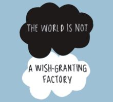 The World is Not a Wish-Granting Factory by Trisha Bagby