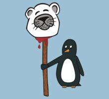 Penguin's Revenge by Turlguy