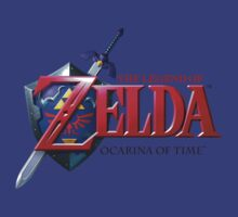 Ocarina Of Time by thevillain