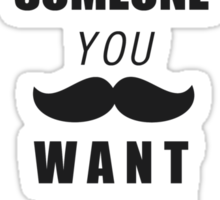 Be Someone You Want to be Around Quotes Sticker