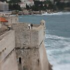 Dubrovnik, City Walls, Croatia * by Justin Mitchell
