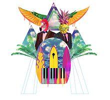 Miami Summer by Lauren Miller