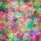 Painted Pixels by perkinsdesigns