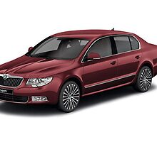 Skoda Superb Review by karan0016