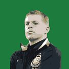 Neil Lennon - Ipod/Iphone by scotzine