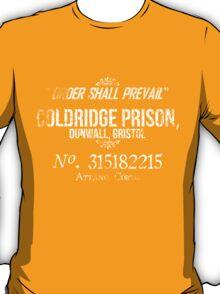 Coldridge Prisoner Shirt T-Shirt