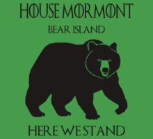 House Mormont by superedu