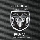Dodge Ram [iPhone / iPod case / Tshirt ] by Fl  Fishing
