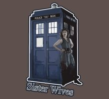 Doctor Who - Sister Wives by xnmex