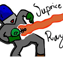 Suprice ray by Love E.