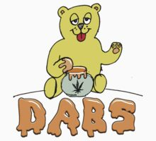 Dabs - Honey Bear by mouseman