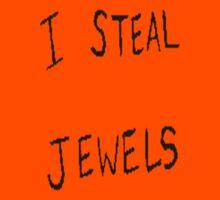 I Steal Jewels Kids Clothes