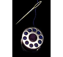 ☝ ☞ THREADED NEEDLE AND SPOOL IPHONE CASE☝ ☞ by ✿✿ Bonita ✿✿ ђєℓℓσ