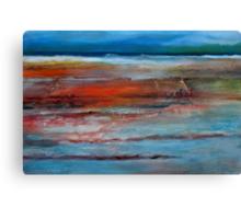 Distant Shores Canvas Print