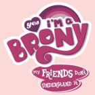 Yes I'm a Brony - My Little Pony Parody (Ver. 2) by vigorousjammer