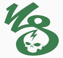 KrakkdSkullz - KS Logo - Green by krakkdskullz