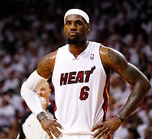 LeBron James by P13RS