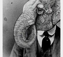 Elephant Man by mongogushi