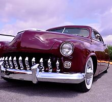 1951 Mercury Lead Sled by LarryB007