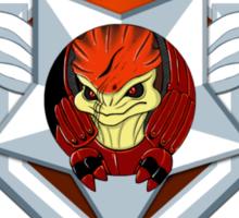 ME3 - Krogan Warlord Sticker
