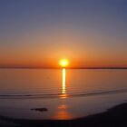 Rhossili Bay Sunset, Gower by safetygav