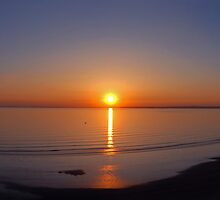 Rhossili Bay Sunset, Gower by safetygav