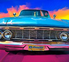 "1961 Dodge Dart (phoenix) ""Dave's Ride"" by YepGraphix"