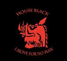 House Black by elegantstrange