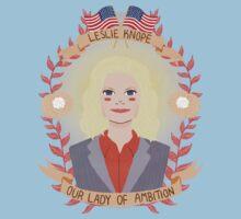 Leslie Knope Kids Clothes