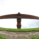 pbbyc - Angel of the North by pbbyc