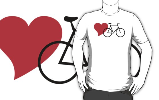 HEART BICYCLE by PaulHamon