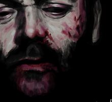 "Crowley in ""Sacrifice"" by jessikamr"