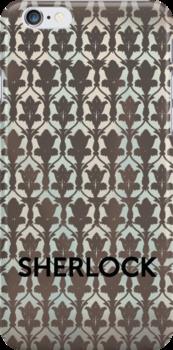Sherlock Wallpaper by regardezfromage