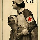 Reprint of a WW1 Propaganda Poster by chris-csfotobiz
