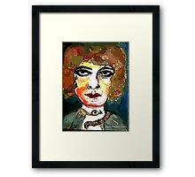 Marchesa Luisa Casati Portrait #1 Framed Print