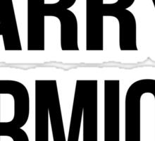 TEAM HARRY/HERMIONE Sticker