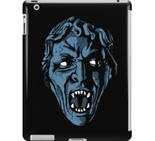 Scary Weeping Angel iPad Case/Skin