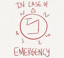 In Case of Emergency - Supernatural Angel Sigil by frankiieffect