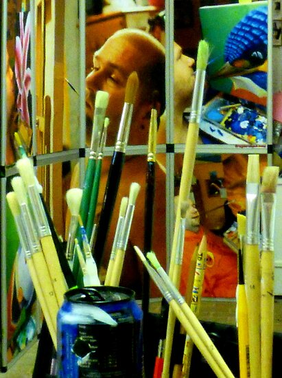 Bazza's Brushes by mikebov