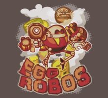 Egg Robos by stephenb19