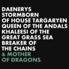 Daenerys by Clothos & Co.