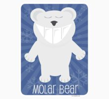 Molar Bear by mytshirtfort