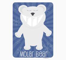 Molar Bear by mytshirtfort